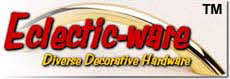 Eclectic-ware is a distributor of cabinet and bathroom hardware