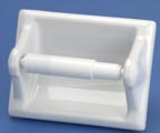 Lenape 626 semi-recessed TP holder