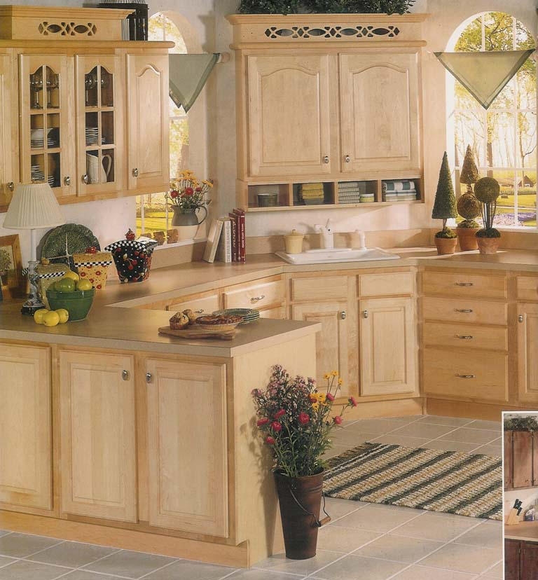 Woodmont Doors Kitchen & Bath Cabinet Doors | Eclectic-ware