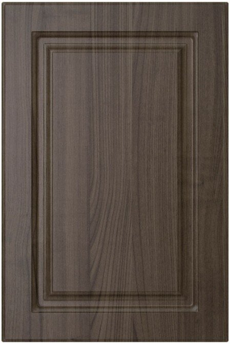 Brushy Creek Custom Doors Atlanta Raised Panel Profile