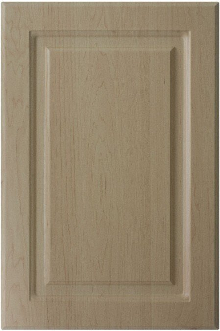 Brushy Creek Custom Doors Double-Beaded Raised Panel Profile