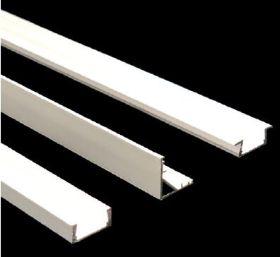 Hera Lighting TapeUltra aluminum channel choices
