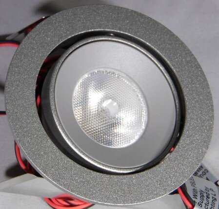 Hera SR68-LED powerful LED swivel spotlight