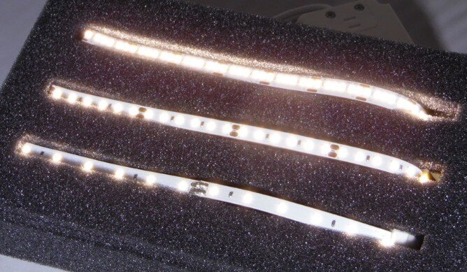 Hera TapeBasic-LED lineal thin Tape LED lighting