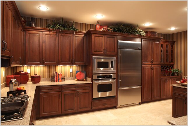 Woodmont Doors Custom Made Kitchen Cabinet Doors Eclectic Ware