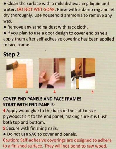 Woodmont Doors installation instructions 1LB