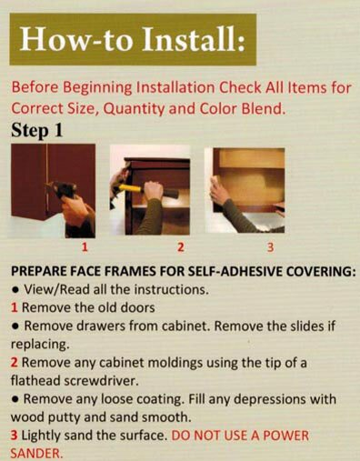 Woodmont Doors installation instructions 1LT
