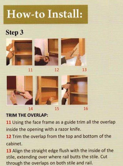 Woodmont Doors installation instructions 2LT