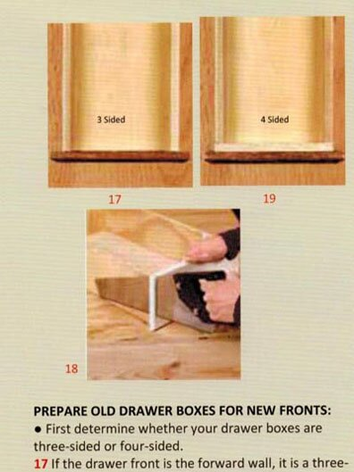 Woodmont Doors installation instructions 1 RT