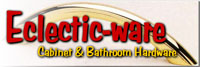 Click our Eclectic-ware logo to return to our home page.