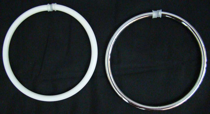 Lenape 642-01 and 642-72 round towel ring replacements