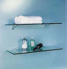 Expo Design The Shelf Clip - Curve Clip - Glass shelves