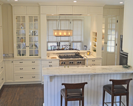 walzcraft kitchen simple white doors